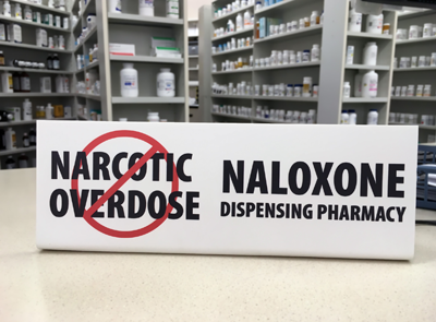Naloxone pharmacy