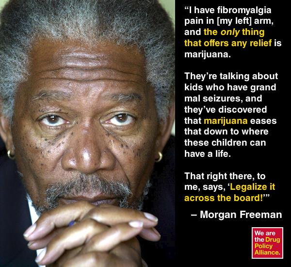 why should marijuana be legalized for medical reasons